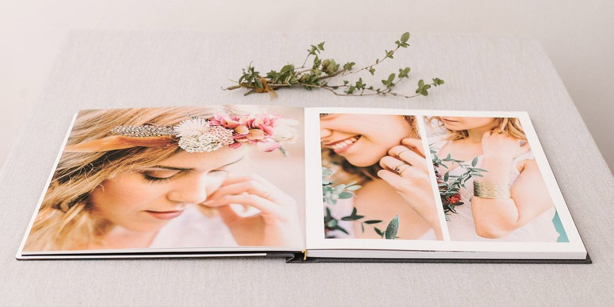 modern photo album Mallorca Wedding Photographer | Is a professional wedding album worth the cost?