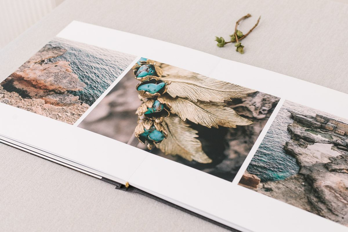 photo album presentation Mallorca Wedding Photographer | Is a professional wedding album worth the cost?