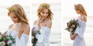 mallorca bohemian wedding 300x150 boho wedding bride