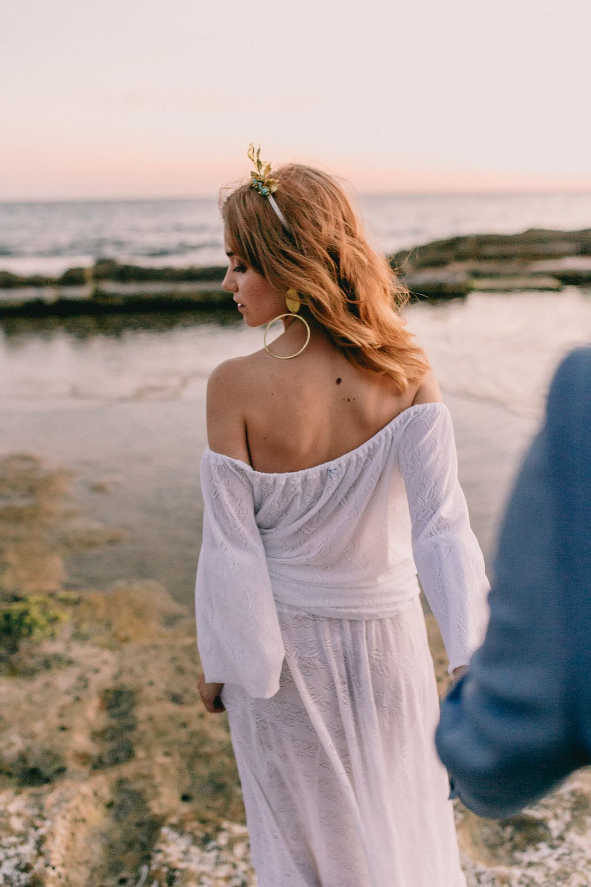 mallorca elopement photography Wedding Photographer in Mallorca | Beach Boho Wedding Inspiration