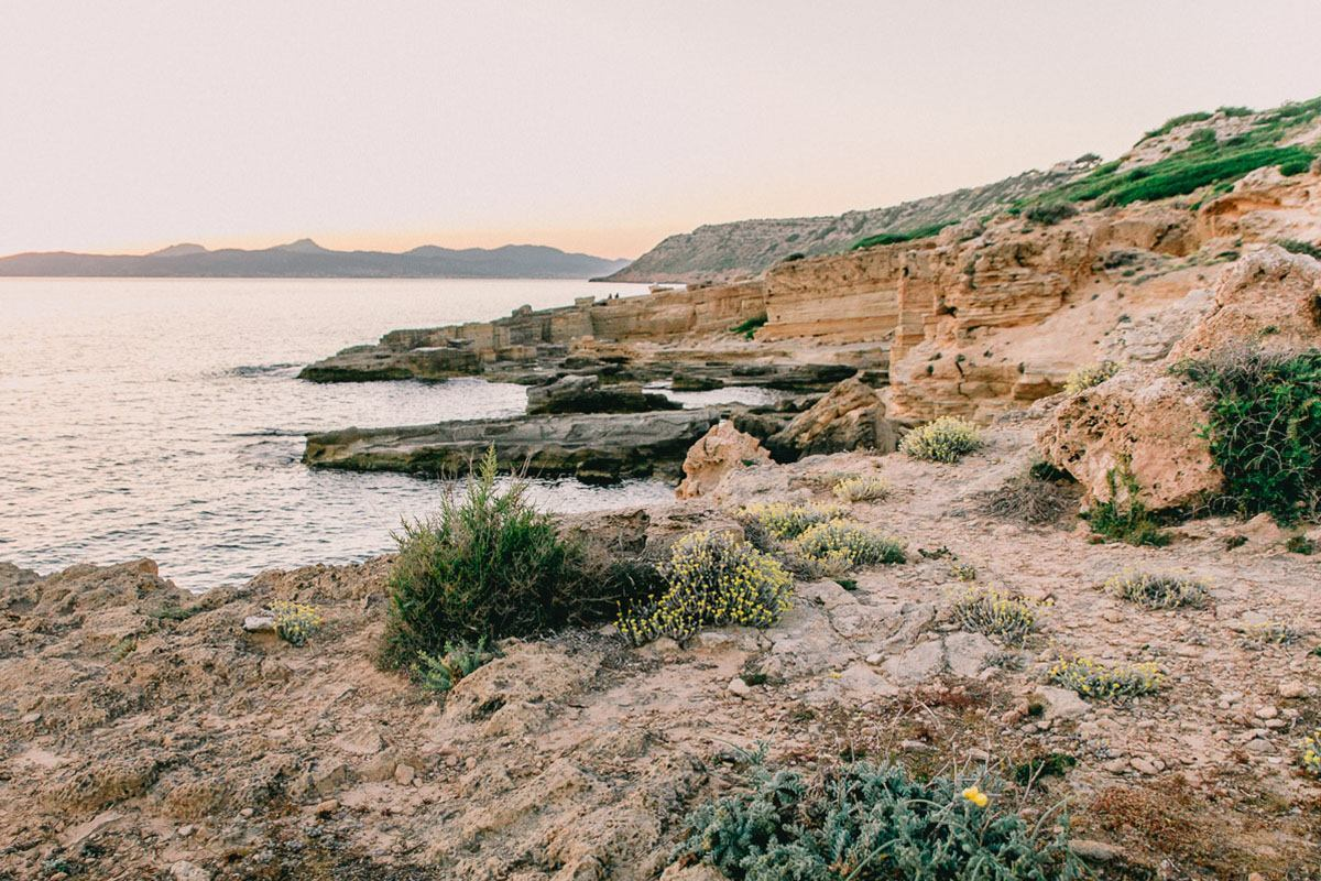 mallorca scenery photoshooting Wedding Photographer in Mallorca | Beach Boho Wedding Inspiration