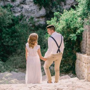 mallorca summer wedding photographer 300x300 bride groom boho wedding