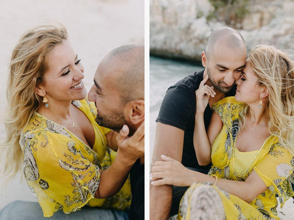 lifestyle photography mallorca - Photographer Cala d'Or | Intimate couple photo shoot in Mallorca