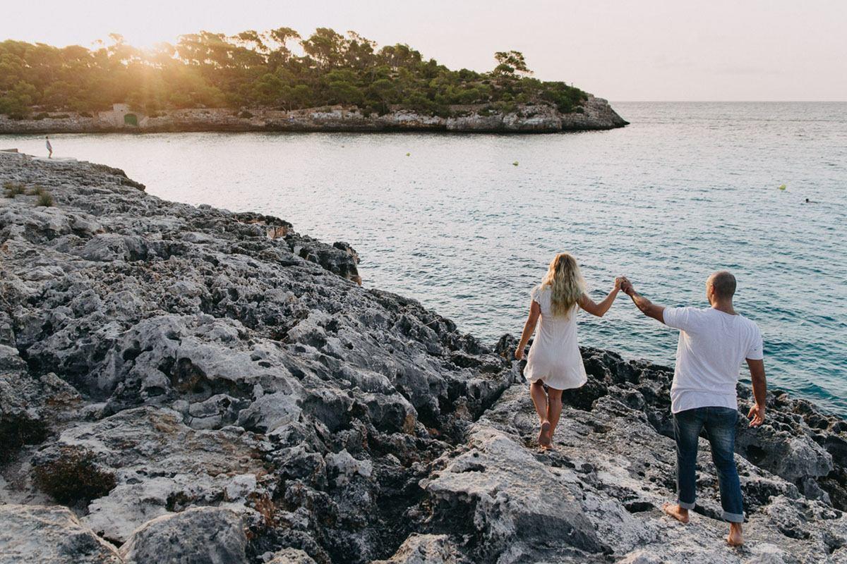 photographer cala d or Photographer Cala dOr | Intimate couple photo shoot in Mallorca