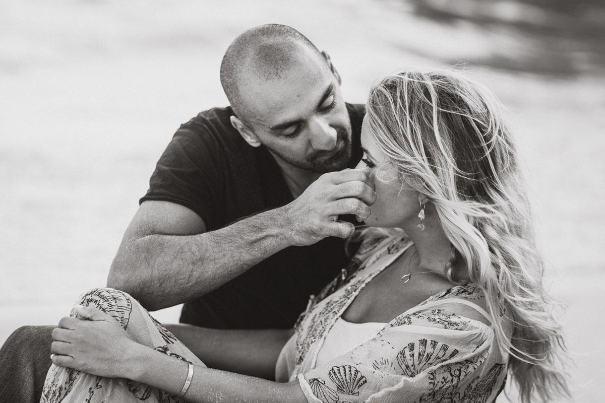 proposal cala d or - Photographer Cala d'Or | Intimate couple photo shoot in Mallorca
