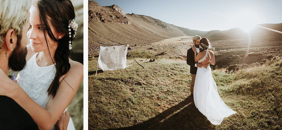 elopement south america Destination Wedding photographer in Chile   wilderness elopement on horseback