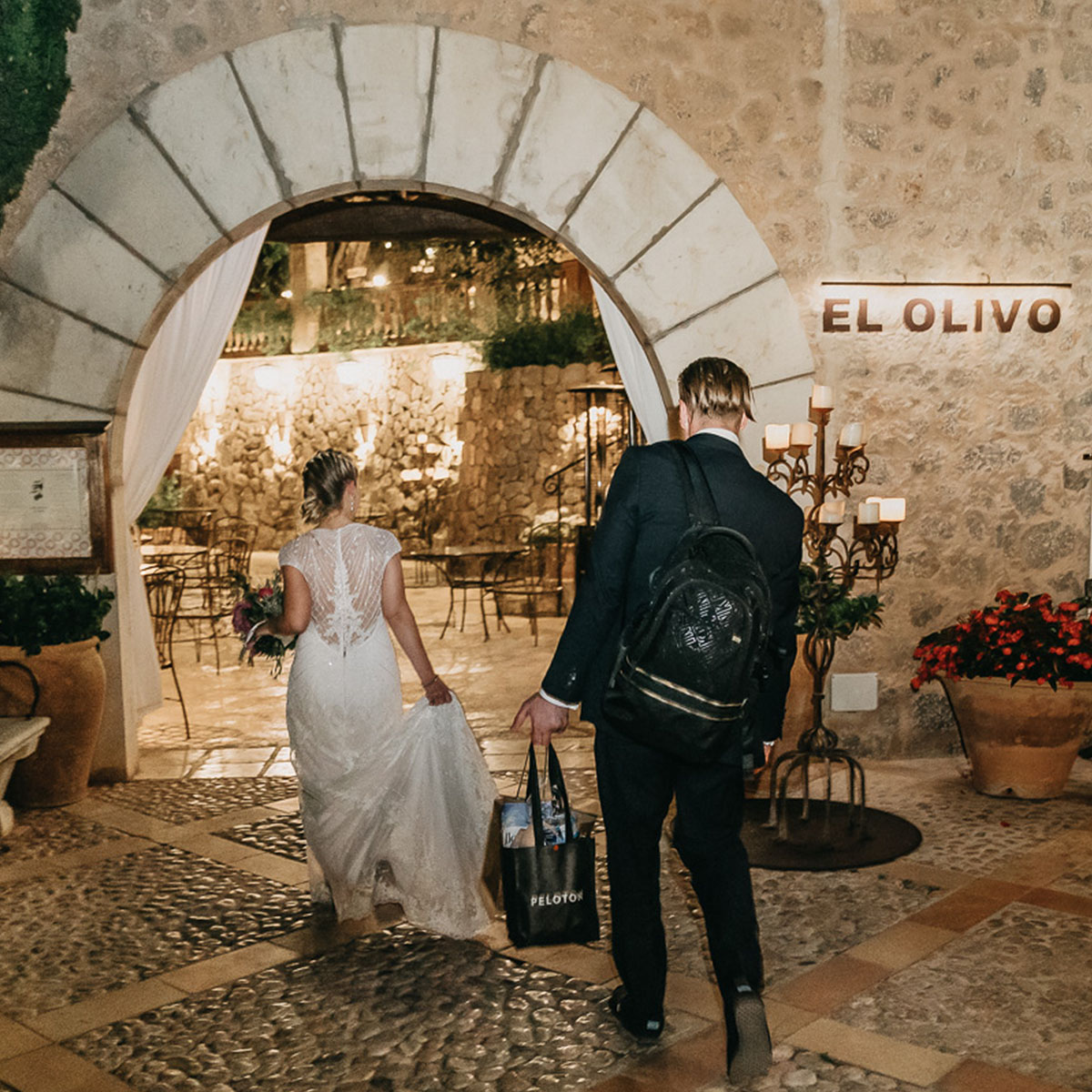 el olivo wedding mallorca Elopement photographer Spain   hiking elopement near Deia