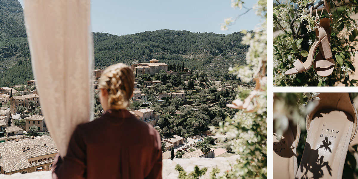 wedding photography deia Elopement photographer Spain   hiking elopement near Deia